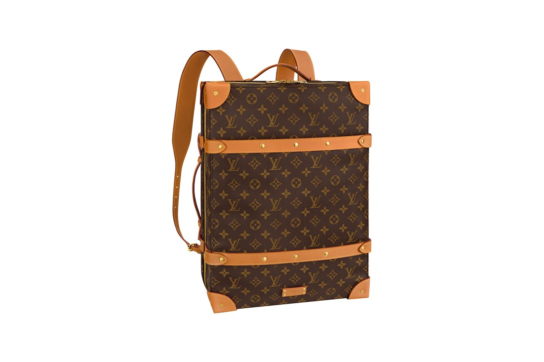 Virgil Abloh Louis Vuitton Chicago Residency Orange