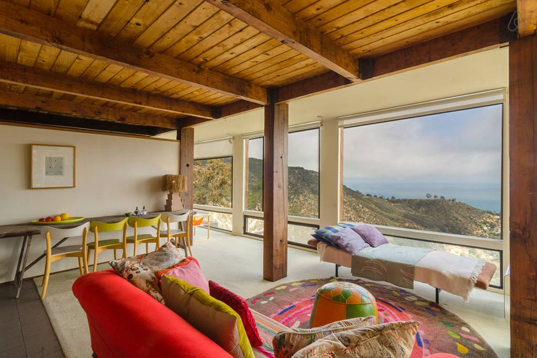 10 Most Wishlisted Airbnb Destinations in United States Hideway Malibu California