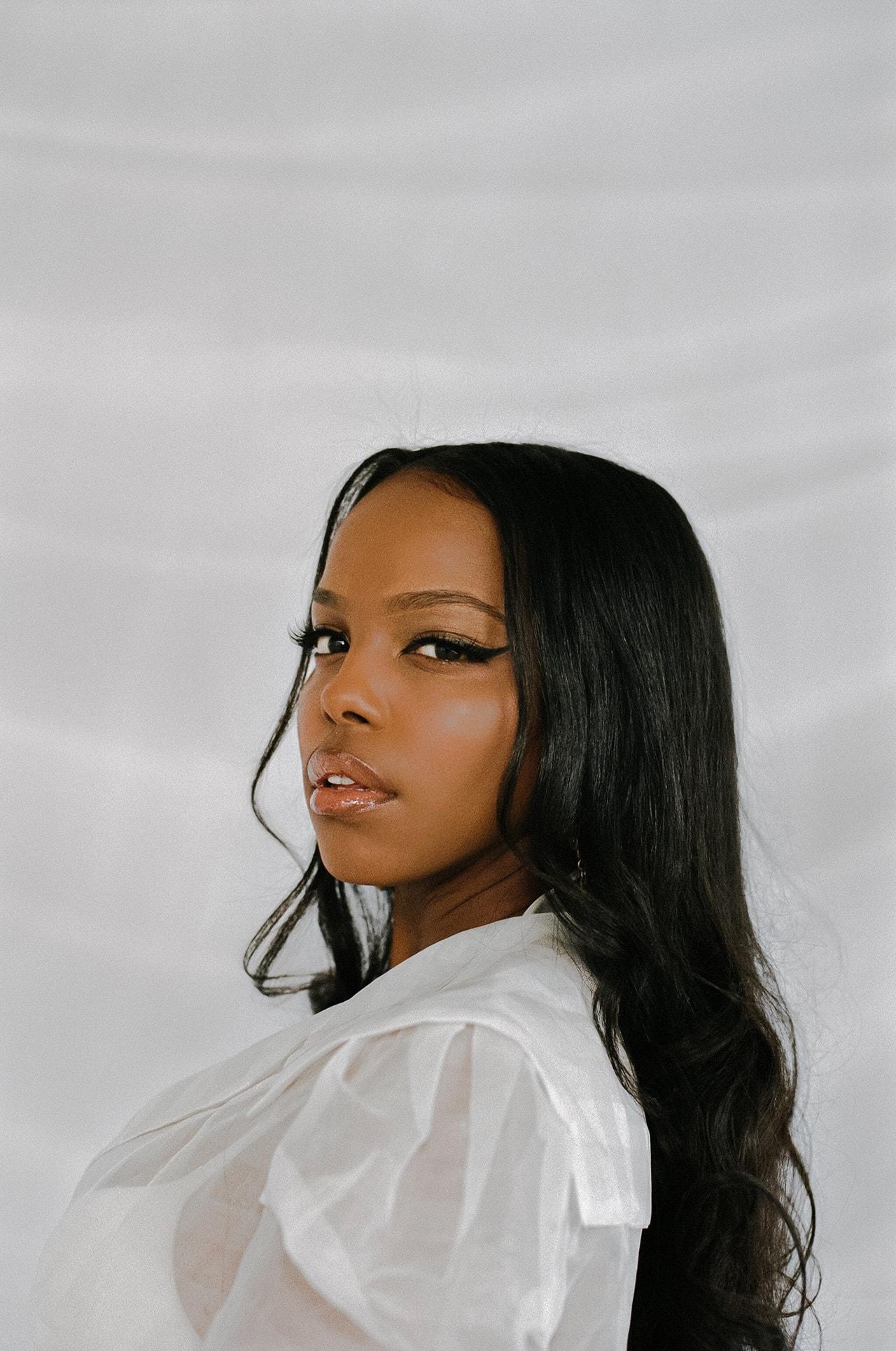 Amaal Black Dove Somali Canadian R&B Artist Music Singer Shirt Toronto Canada