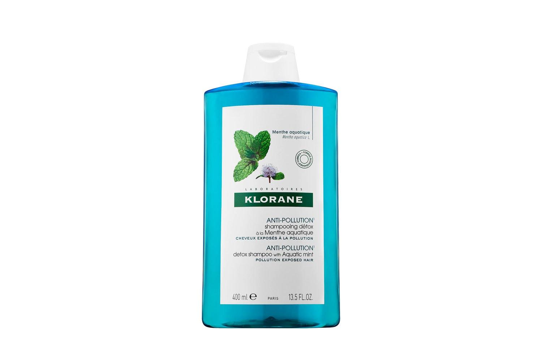 anti pollution air skincare clean hair shampoo cleanser moisturizer sunscreen sunblock the ordinary drunk elephant biossance foreo clarins murad dr dennis gross sephora