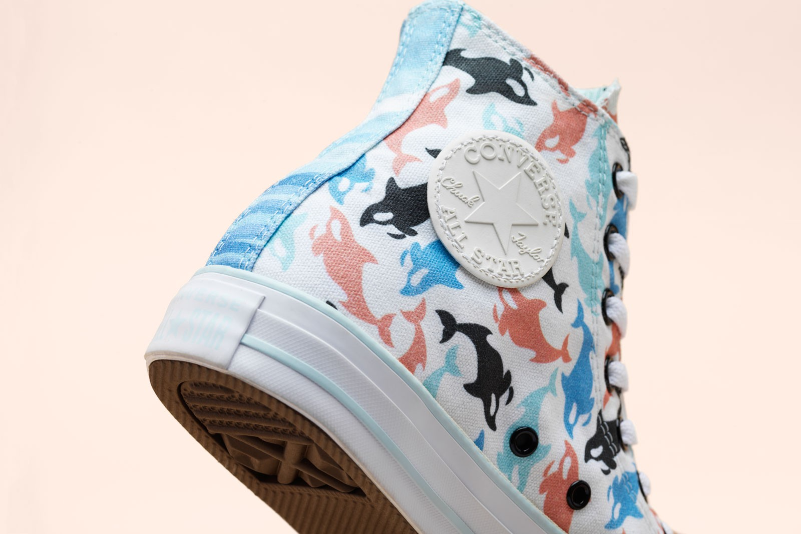 Millie Bobby Brown x Converse Whale