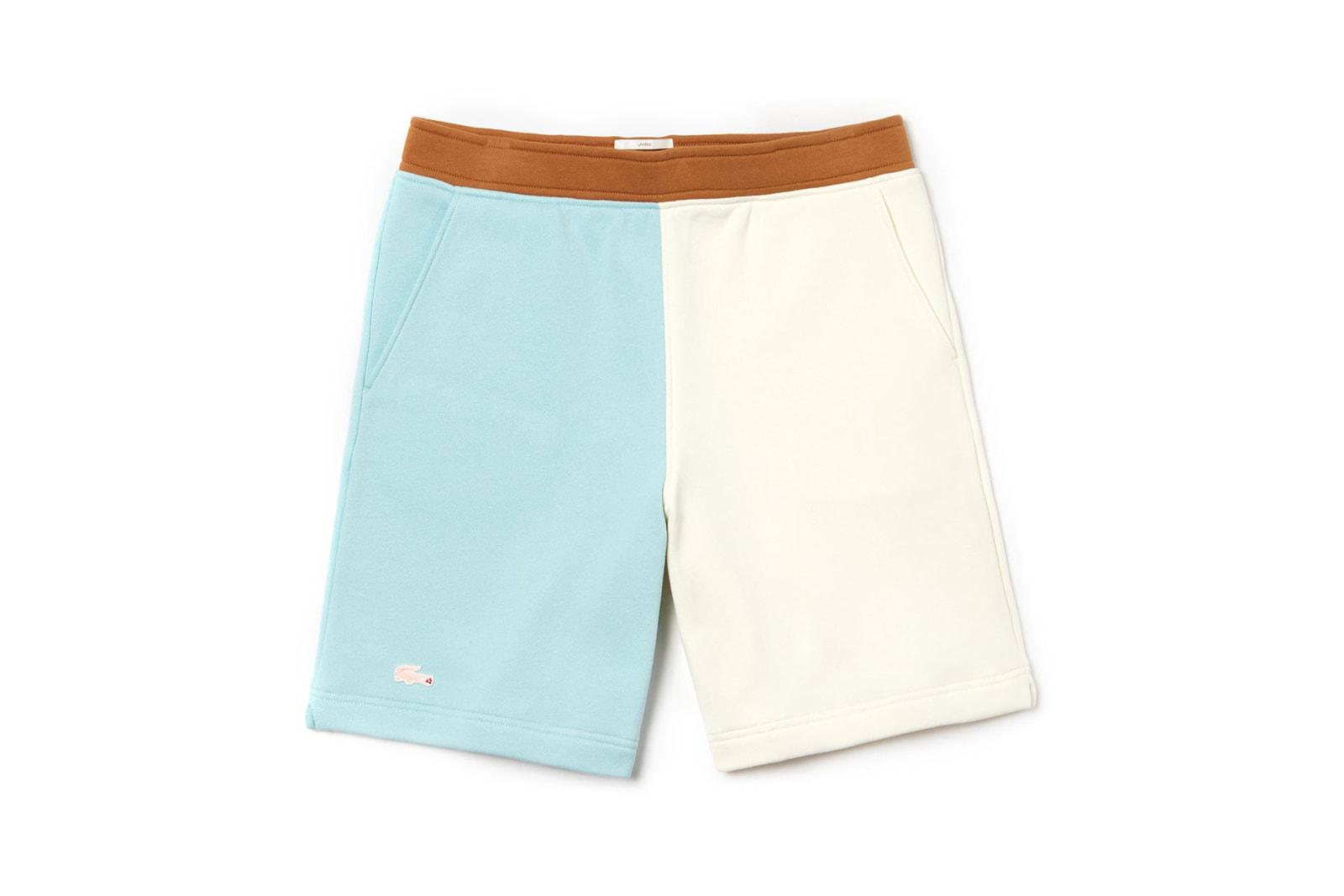 tyler the creator golf le fleur lacoste tennis bucket hat sweatshirt polo t-shirt shorts socks