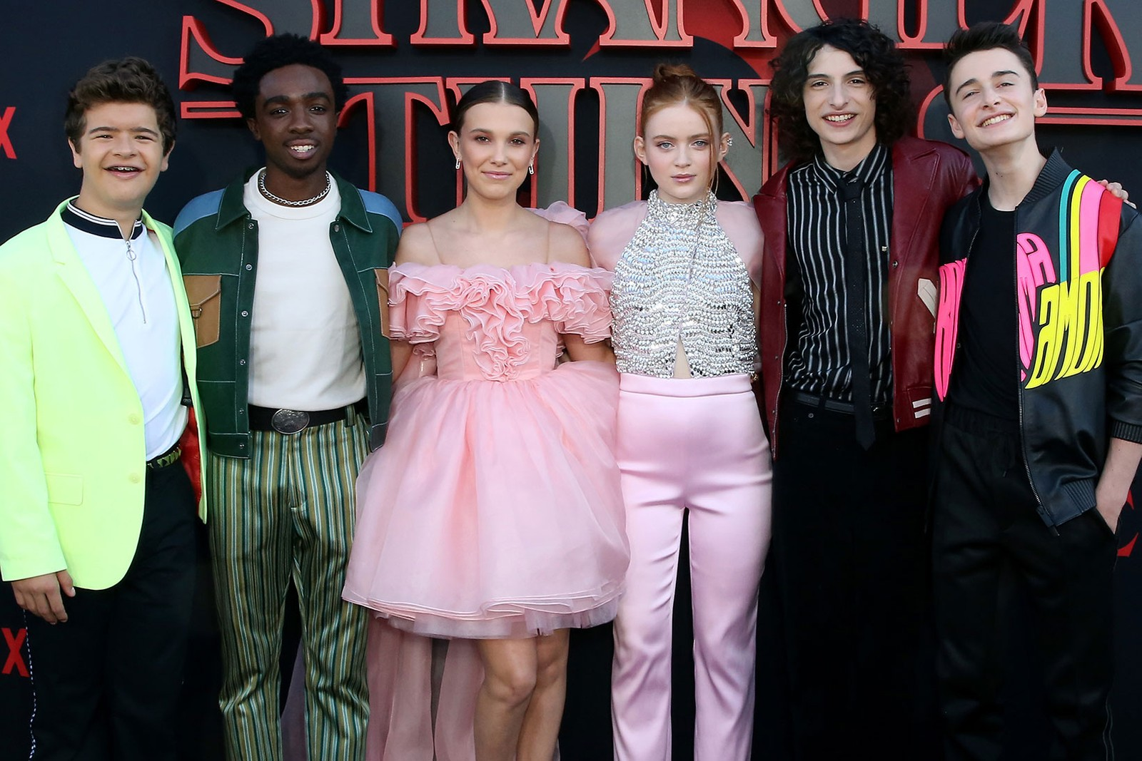 sadie sink stranger things netflix max millie bobby brown vegan net worth undercover