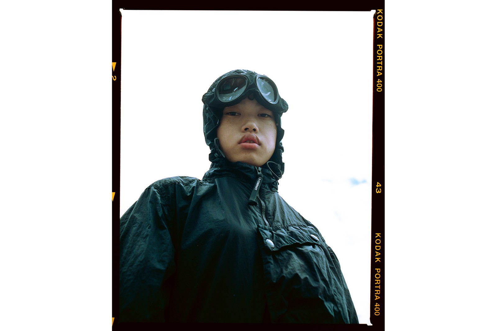 Stylist Yi Ng of A_COLD_WALL* VSCO Editorial interview App Editing