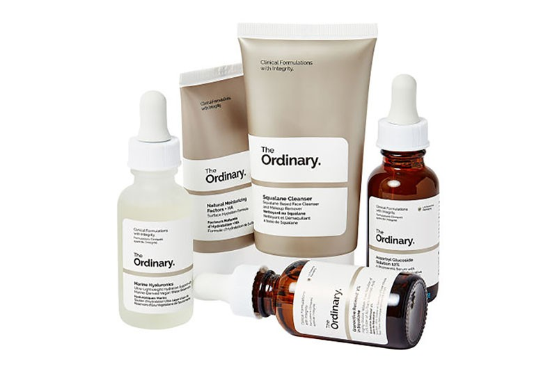The Ordinary 3-Step Retinol Everyday Routine Pigmentation Congestion Starter Pack Acid Serum Skincare Beginner Beauty Bay