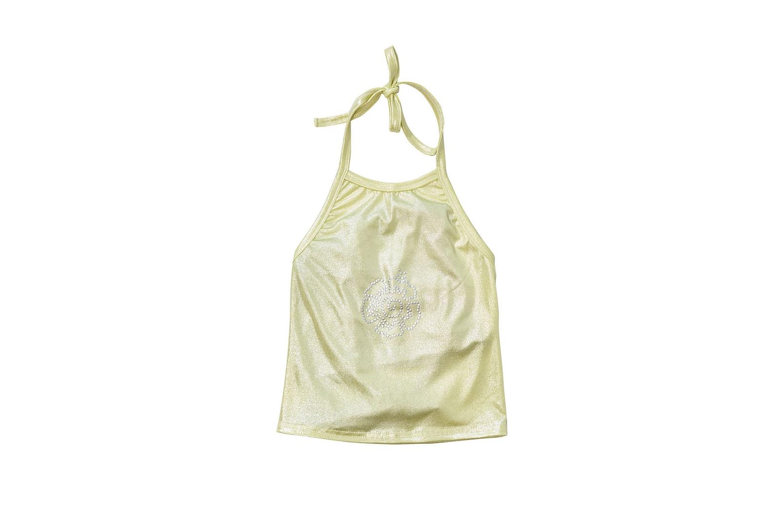 why not us spring summer 2019 lookbook blackpink korean brand lisa aoa jimin bikini skirt summer outfit