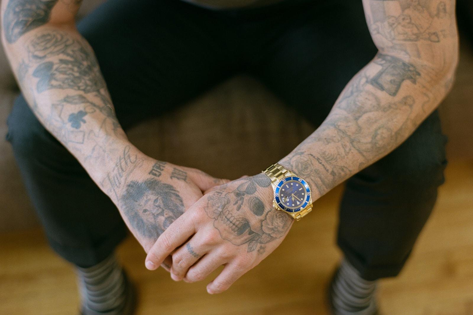 Tattoo Artist Winterstone Interview Tattoos Art Body Art Story Career Lady Gaga La Vie En Rose Work Stories Best Pieces