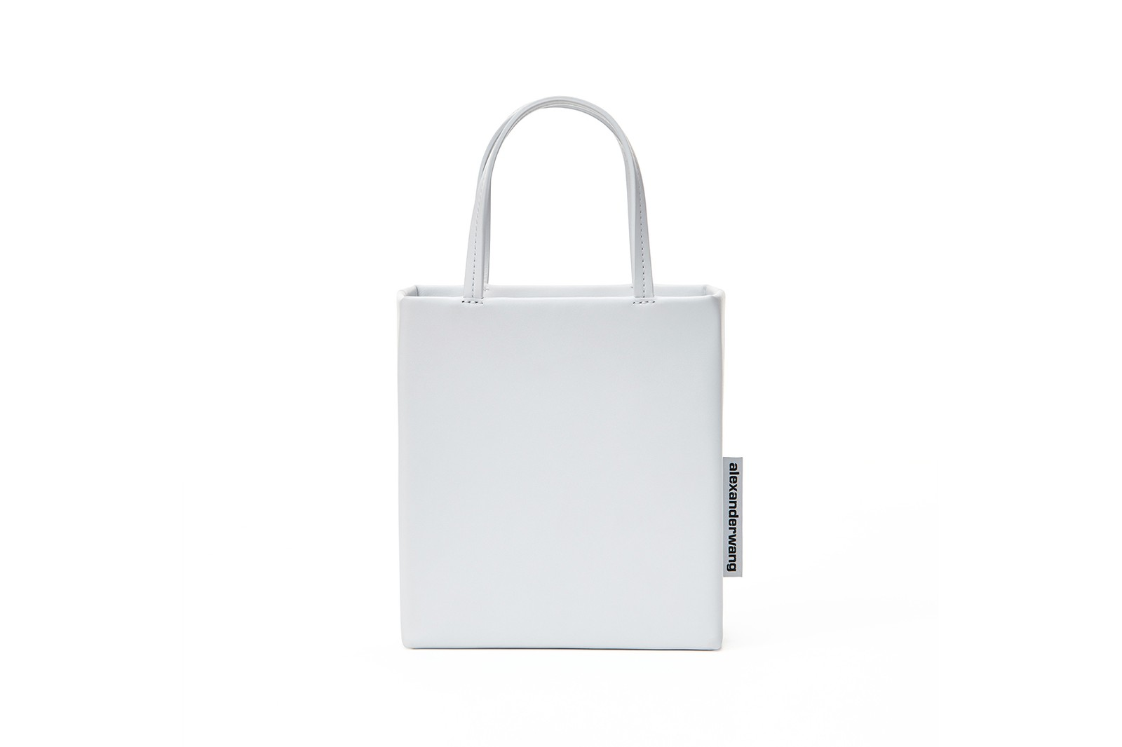 alexander wang she e o handbag bags rickey thompson infomercial campaign designer shopper mini classic black red white