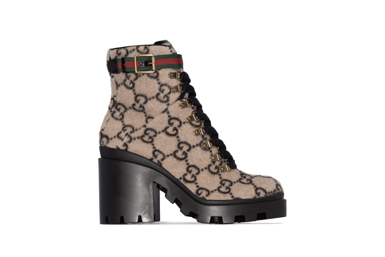 Best Fall Boots From Gucci, Vetements Marine Serre Jil Sander Shoes Fall Winter Footwear Designer Style
