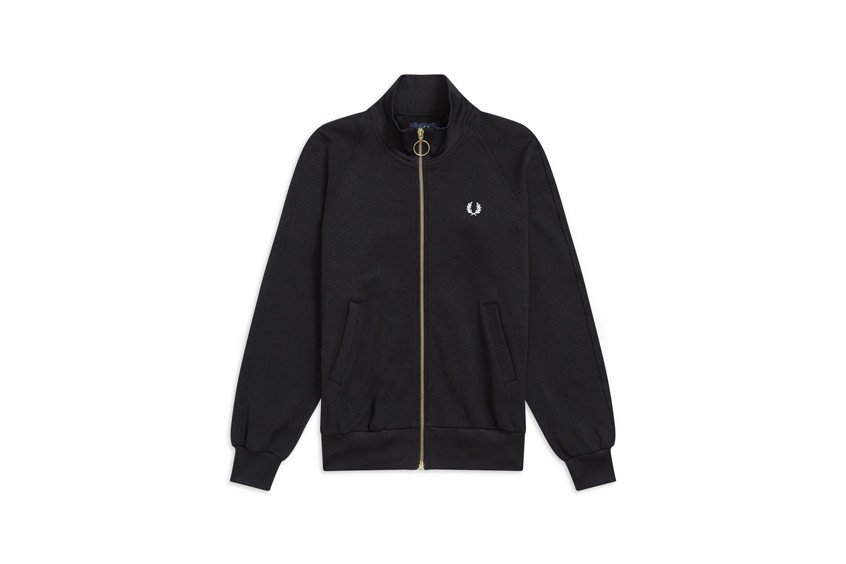 Akane Utsunomiya Fred Perry Collaboration Collection Campaign Polo