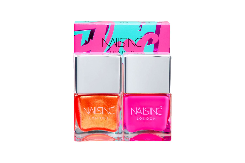 best k-pop nail trend colors polish manicure blackpink red velvet girls generation lisa jennie rose hyuna sunmi sandara park joy