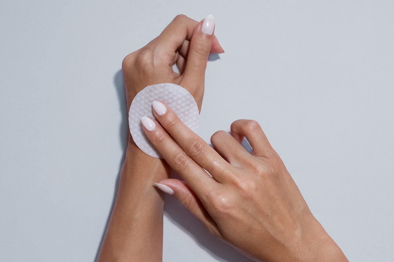 K-Beauty Skincare Korean Model Flower Glass Skin Glowy Healthy Smooth