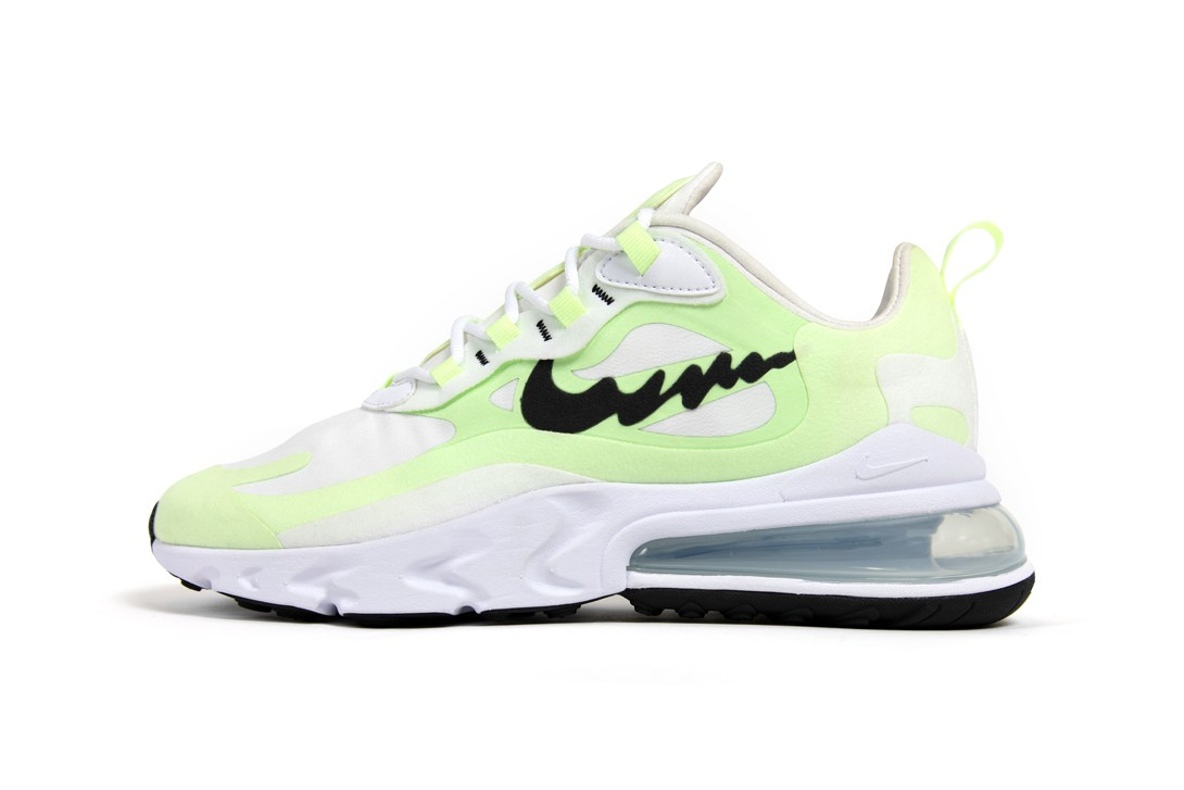 Nike Air Max 270 React Premium Campaign In My Feels Green White Liz Beecroft