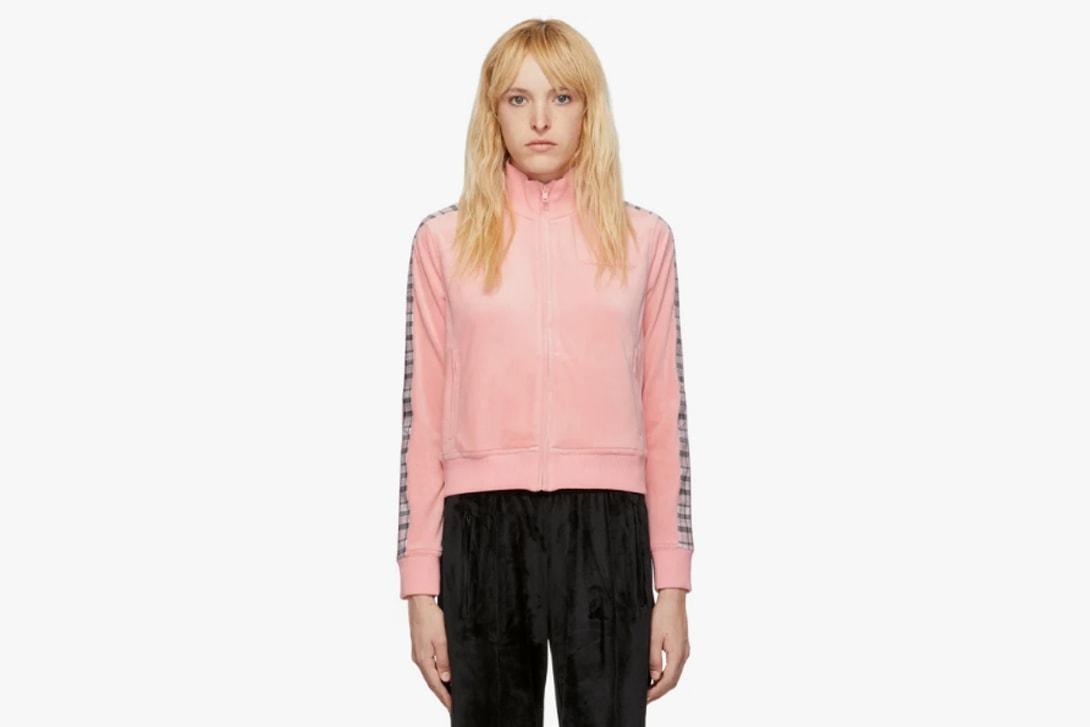 Euphoria Kat Barbie Ferreira maddy Alexa Demie Denim Dress Blue Skirt Cardigan Pink