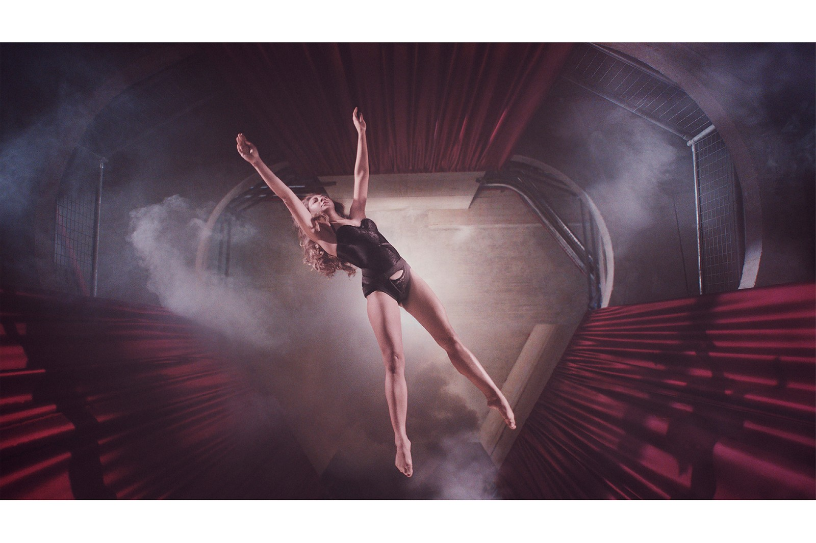 agent provocateur fall winter 2019 lingerie campaign dance choreography ballet club