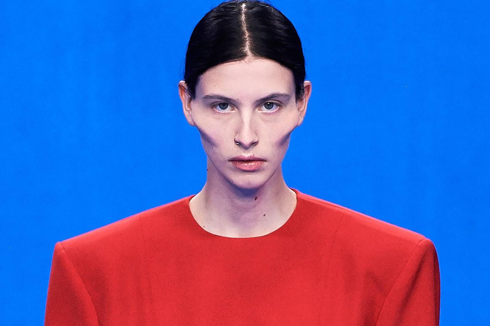 balenciaga spring summer 2020 collection paris fashion week pfw