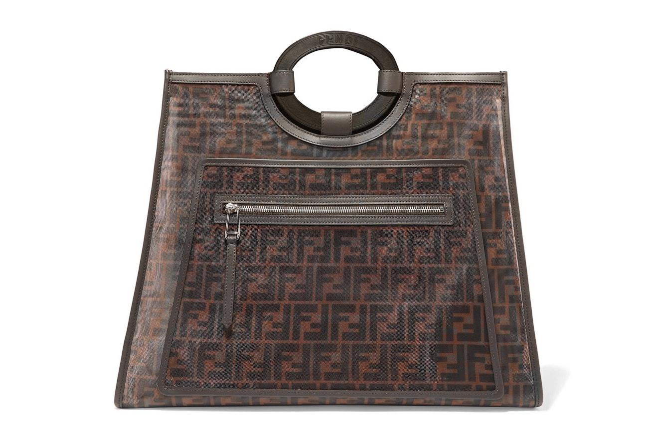 Where to Buy Luxury Designer Monogram Bags Fendi Burberry Louis Vuitton Saint Laurent Stella McCartney Monogrammed Gucci Dior