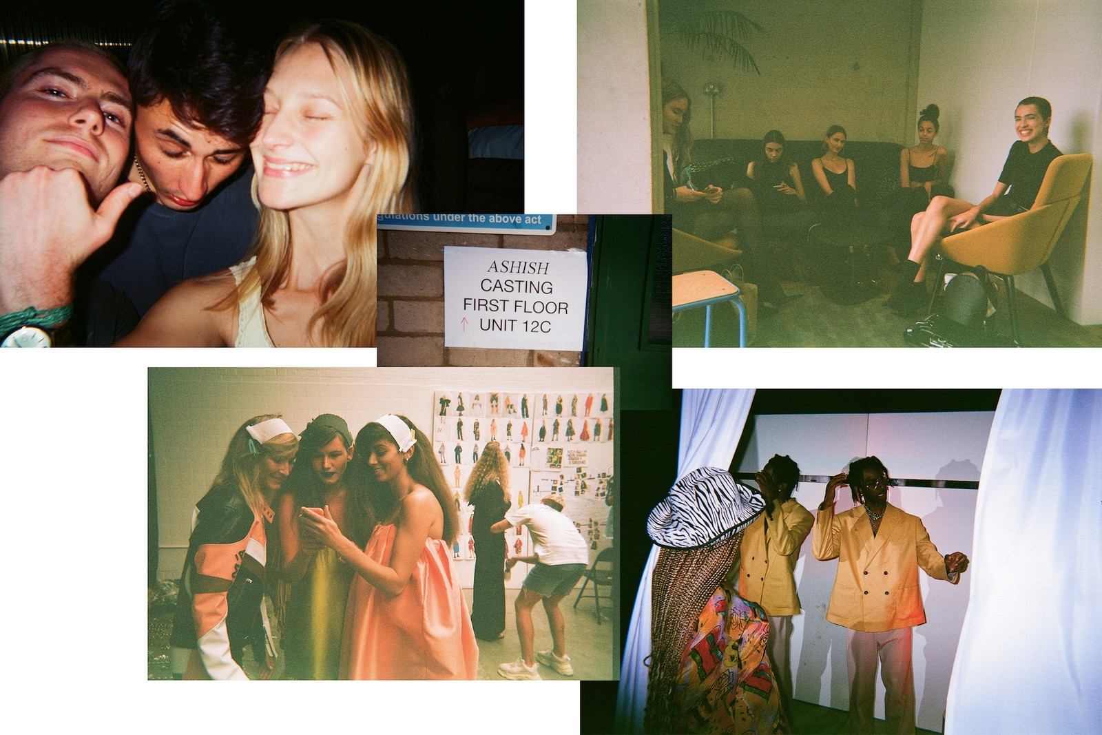 London Fashion Week SS20 Model Photo Diaries Bee Beardsworth Laura Chova Iris Law Gullyguyleo Events Parties A Day in The Life