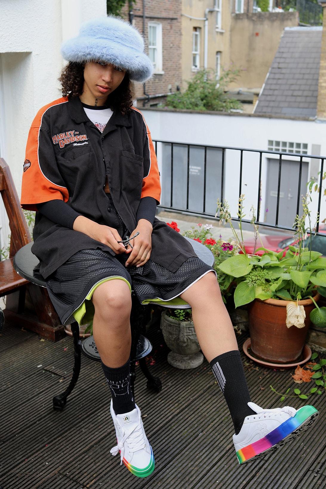 Lava La Rue London British Female Rapper Interview Stitches Mixtape Ava Laurel
