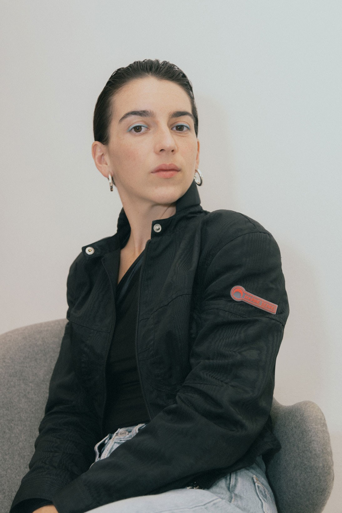 marine serre interview joyce capsule collaboration exclusive hong kong catsuit