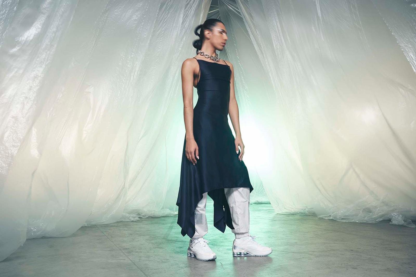 Nike Shox Profile 'Provocactive' Artists New Campaign Charm Mone Berlin
