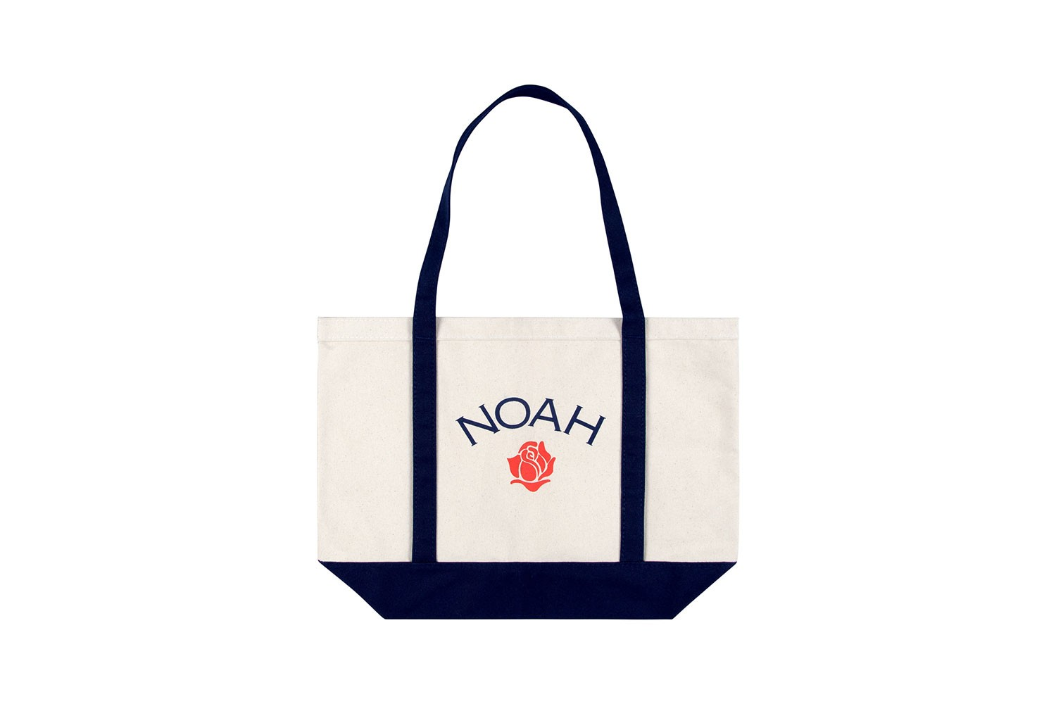 noah fall winter rose logo hoodies tote bags streetwear