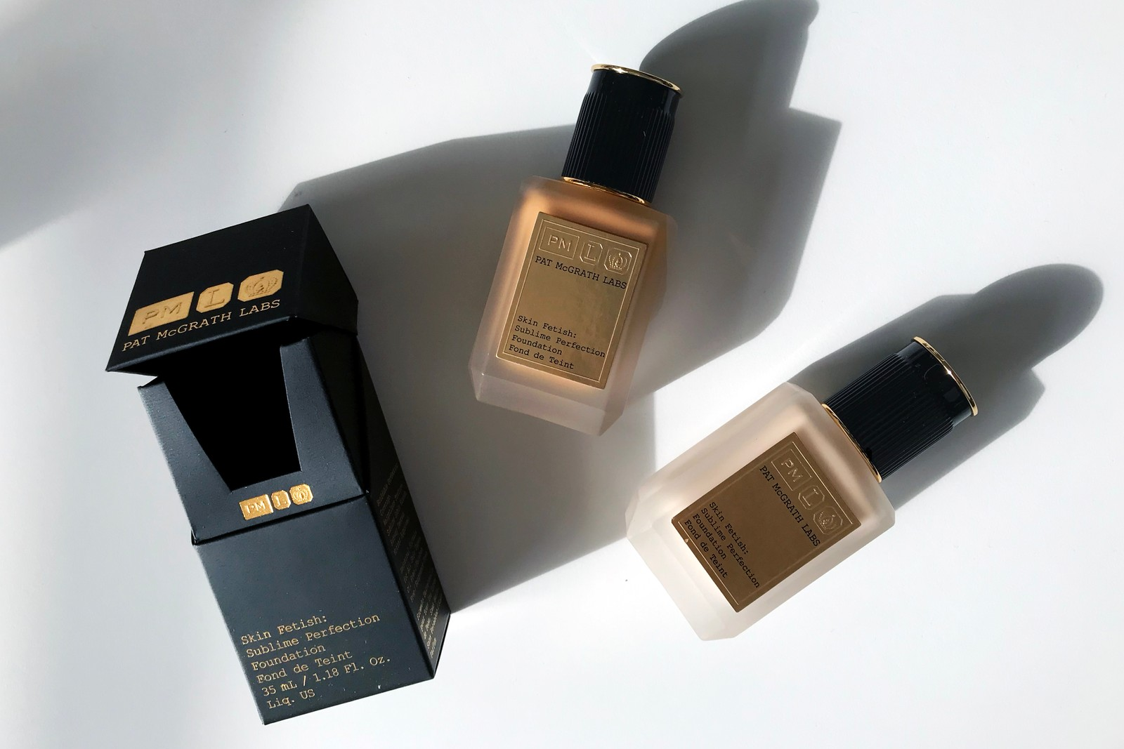 Pat McGrath Sublime Perfection Foundation Review Beauty Makeup Skin Fetish Collection Price