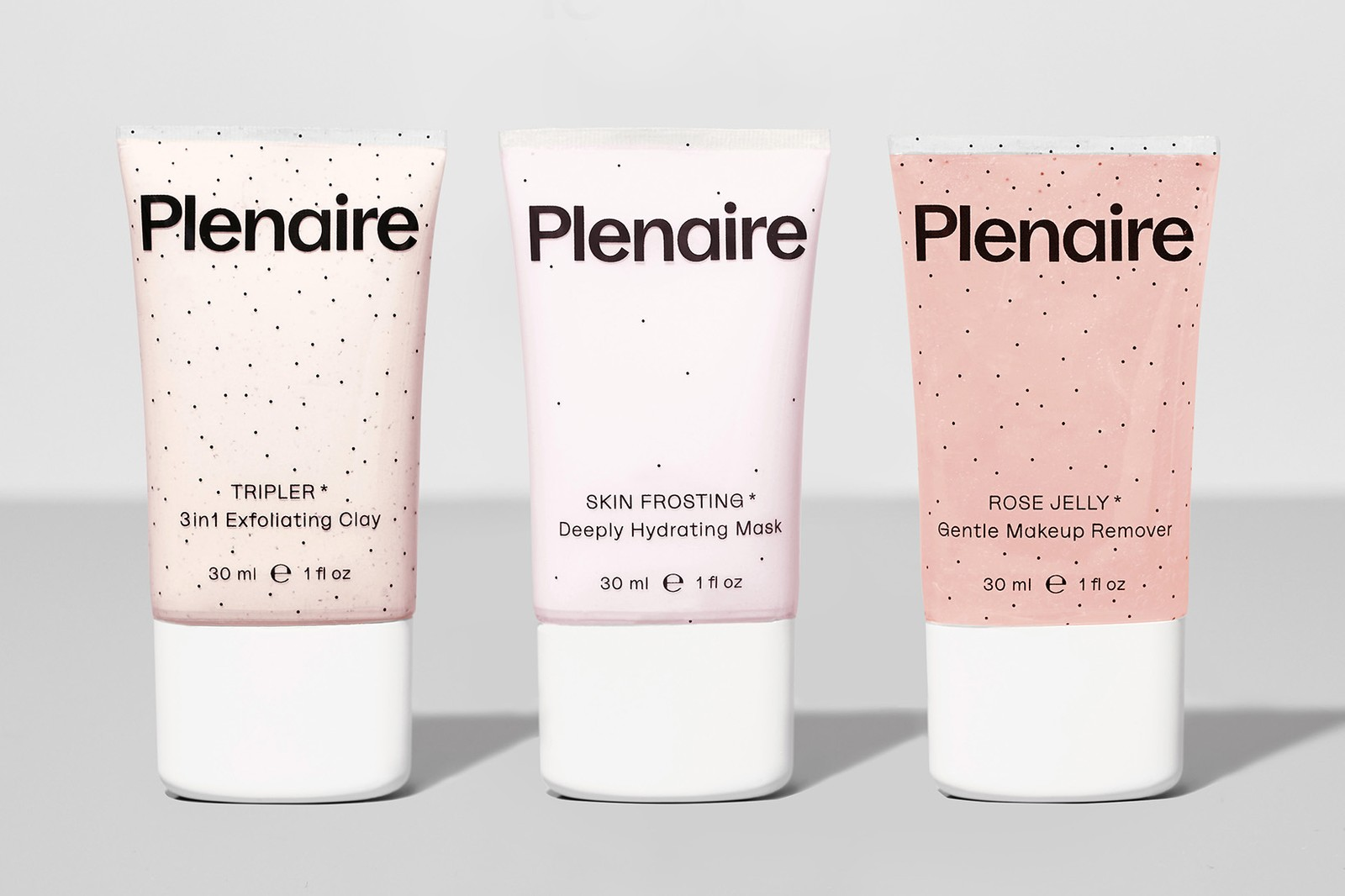 Plenaire Sustainable Gen Z Skincare Beauty Brand UK Vegan Cruelty Free Ethical Cleansers Masks Blemish Treatment