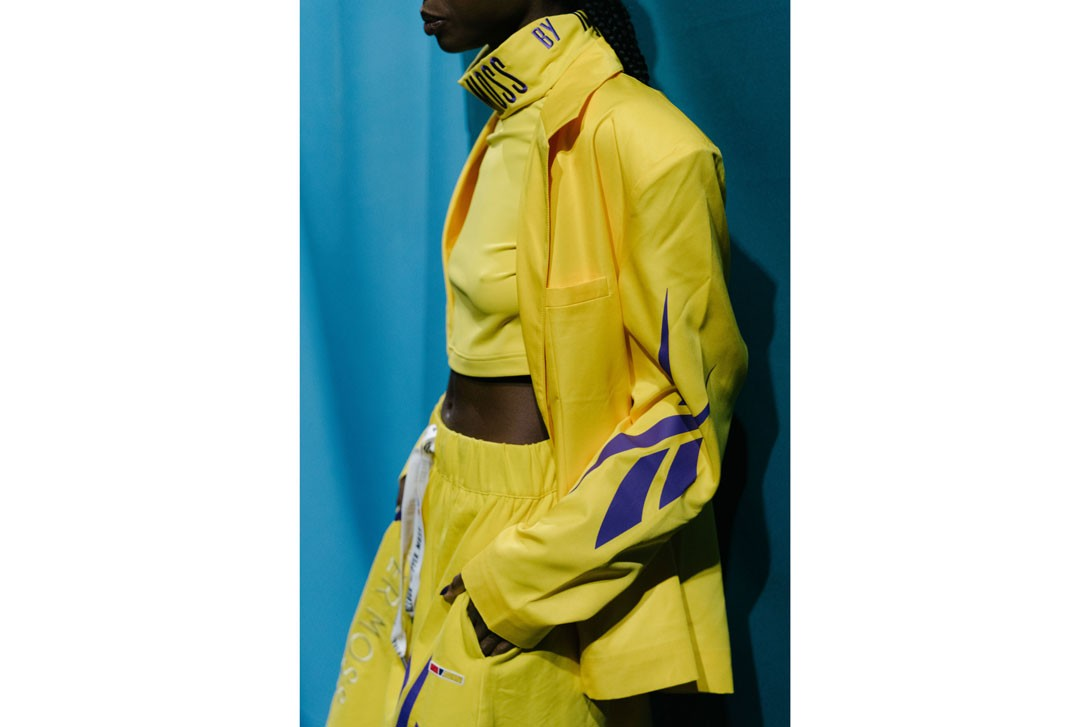 Pyer Moss New York Fashion Week Spring Summer 2020 Dress Yellow