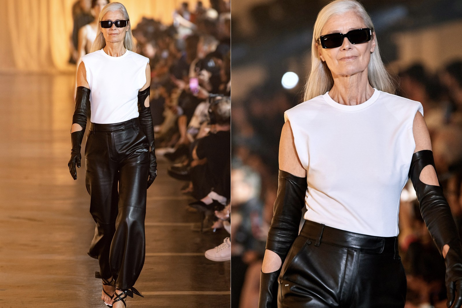 Breakout Models from Spring/Summer 2020 Fashion Month New York London Milan Paris Fashion Week Indira Scott Hiandra Martinez Ugbad Old Models