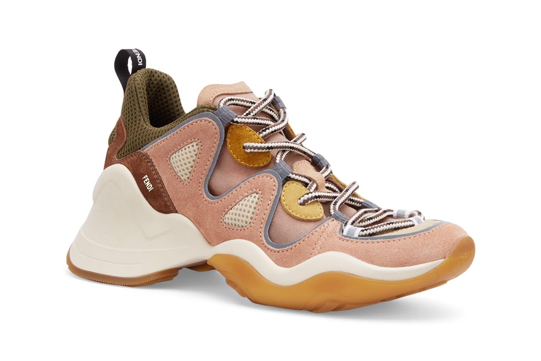 Chunky FFluid Sneakers | HYPEBAE