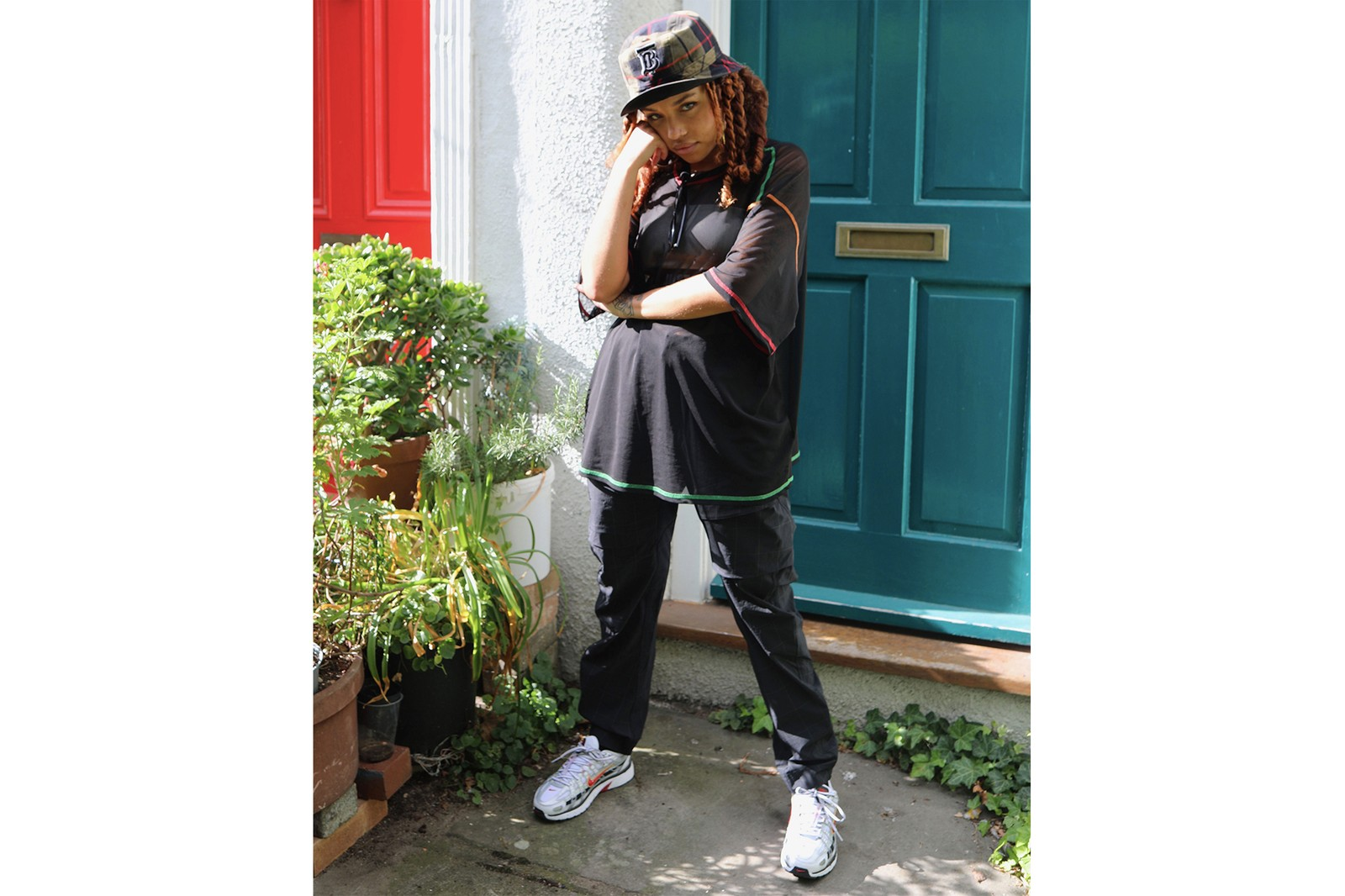 Singer-songwriter JGrrey Interview Shoot Billie Eilish Album Single EP Release Fashion London UK Industry
