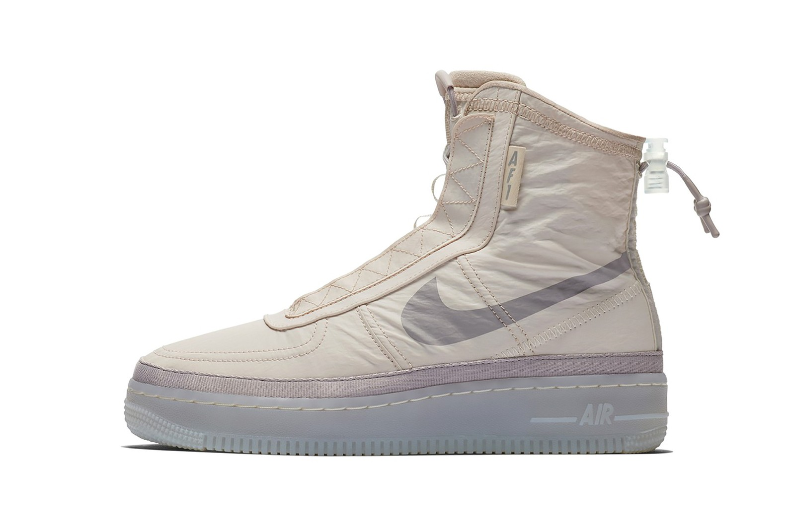 nike air force 1 af1 shell womens sneakers high top shoes footwear sneakerhead