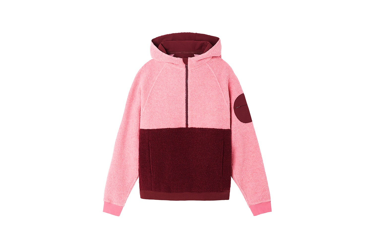 outdoor voices fleece fall winter collection jackets hoodies sweaters