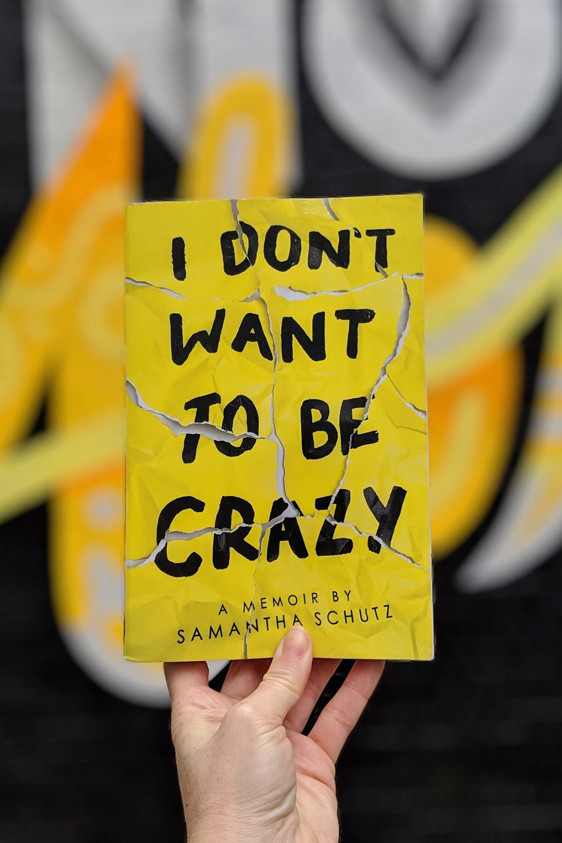 mental health awareness week anxiety attacks depression i dont want to be crazy samantha schutz