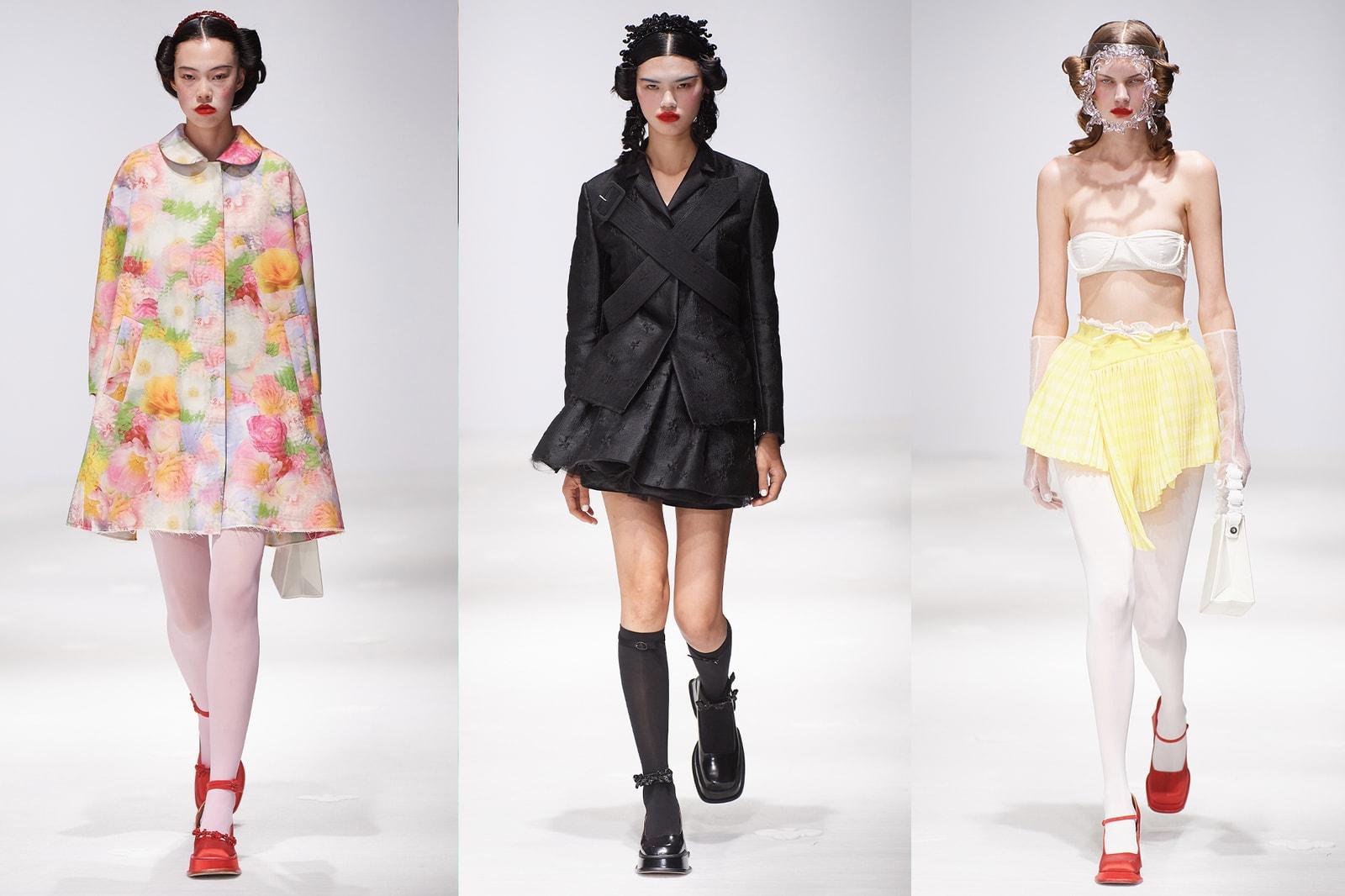 Shanghai Fashion Week Spring/Summer 2020 Shows Roundup Shushu/Tong Converse Feng Chen Wang I-AM-CHEN AMI Cornerstone