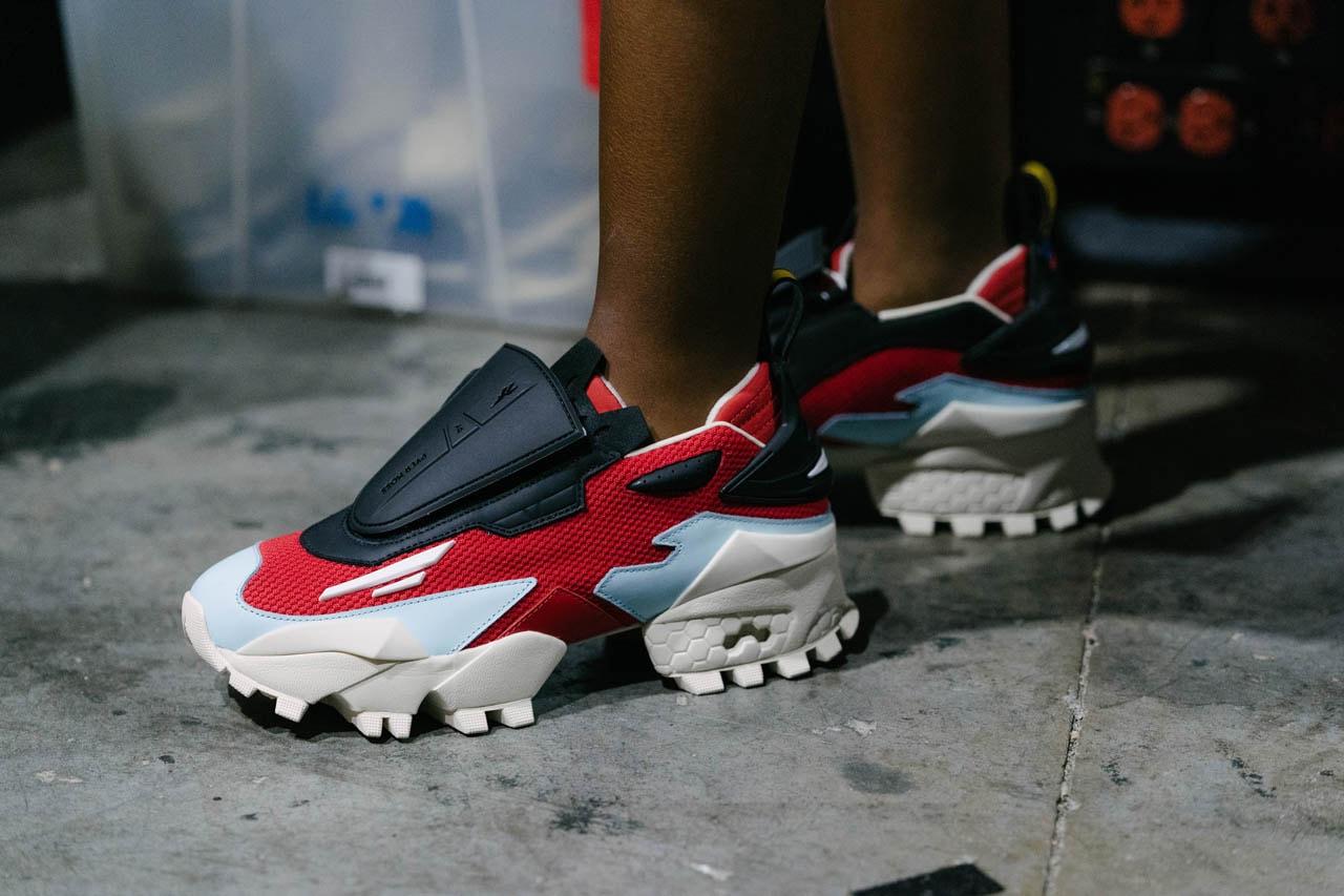 Best Sneaker Collaborations Fashion Month Paris New York London Milan Week SS20 Spring Summer 2020 Nike Reebok Converse Telfar Chromat Pyer Moss Comme Des Garcons Anais Jourden
