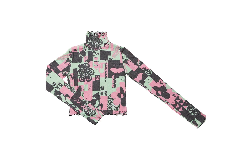 why not us fall winter korean streetwear brand womens 70s pants crop tops skirts seventies rock punk