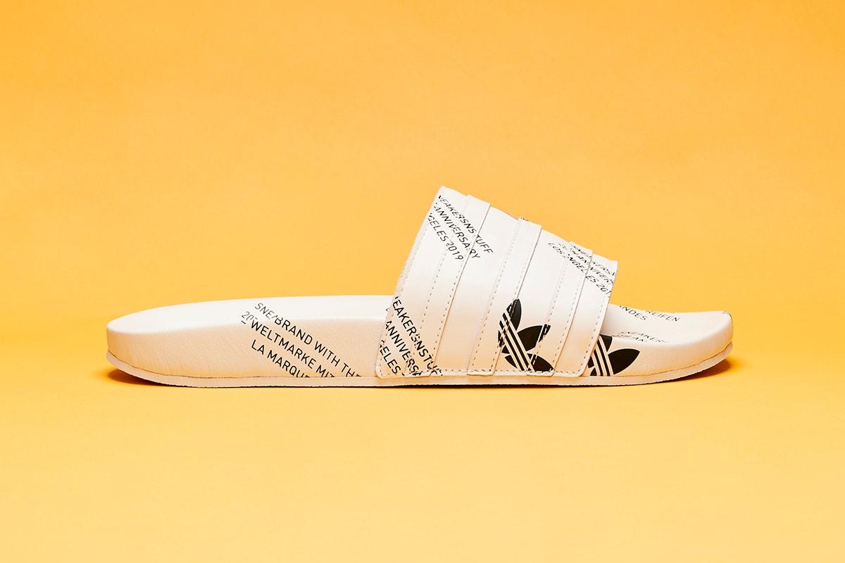 adidas sneakersnstuff adilette puma cali sport selena gomez dr martens nanamica