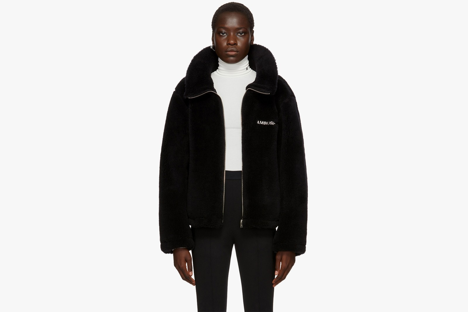 best fleece teddy shearling jackets fall winter ambush nike acne studios