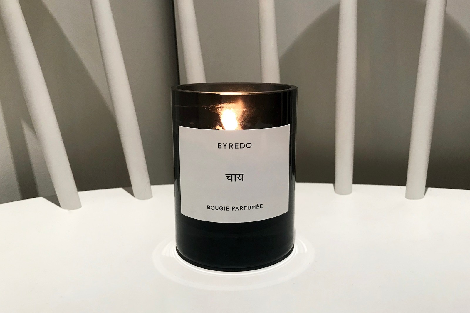 Byredo Scented Chai Candle Review
