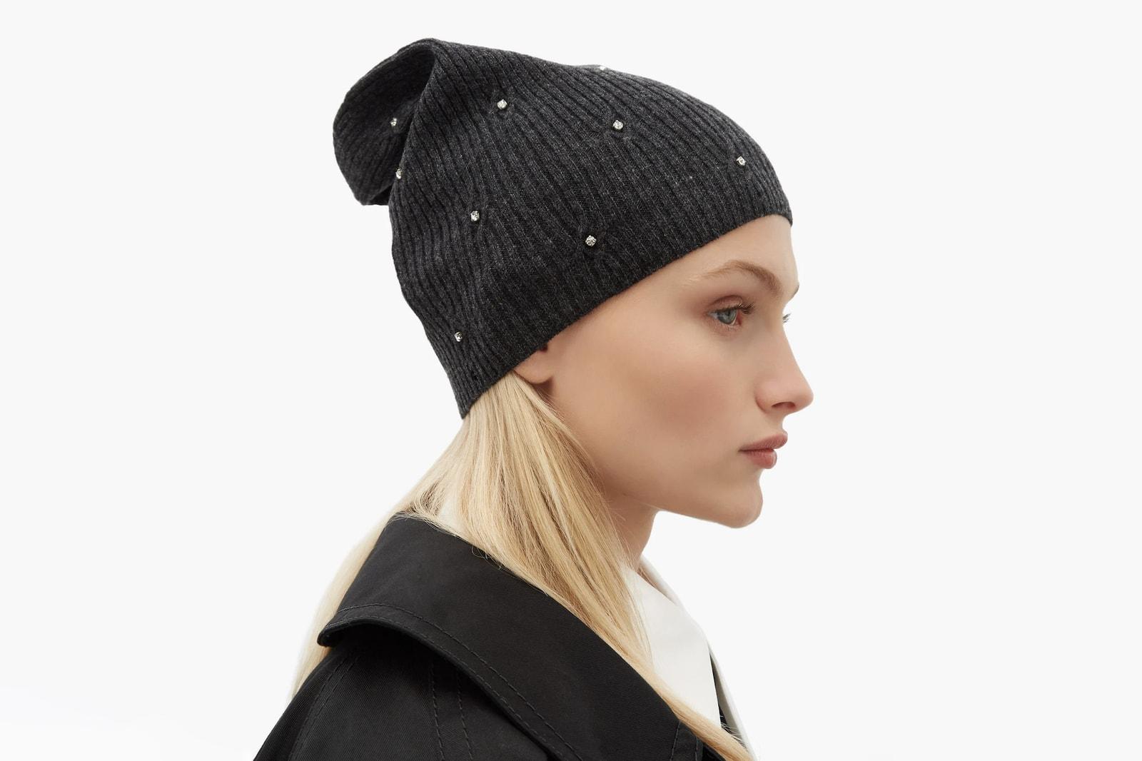 Designer Beanie Hat Fall Winter Gucci Balenciaga Fendi Givenchy Acne Studios Accessory