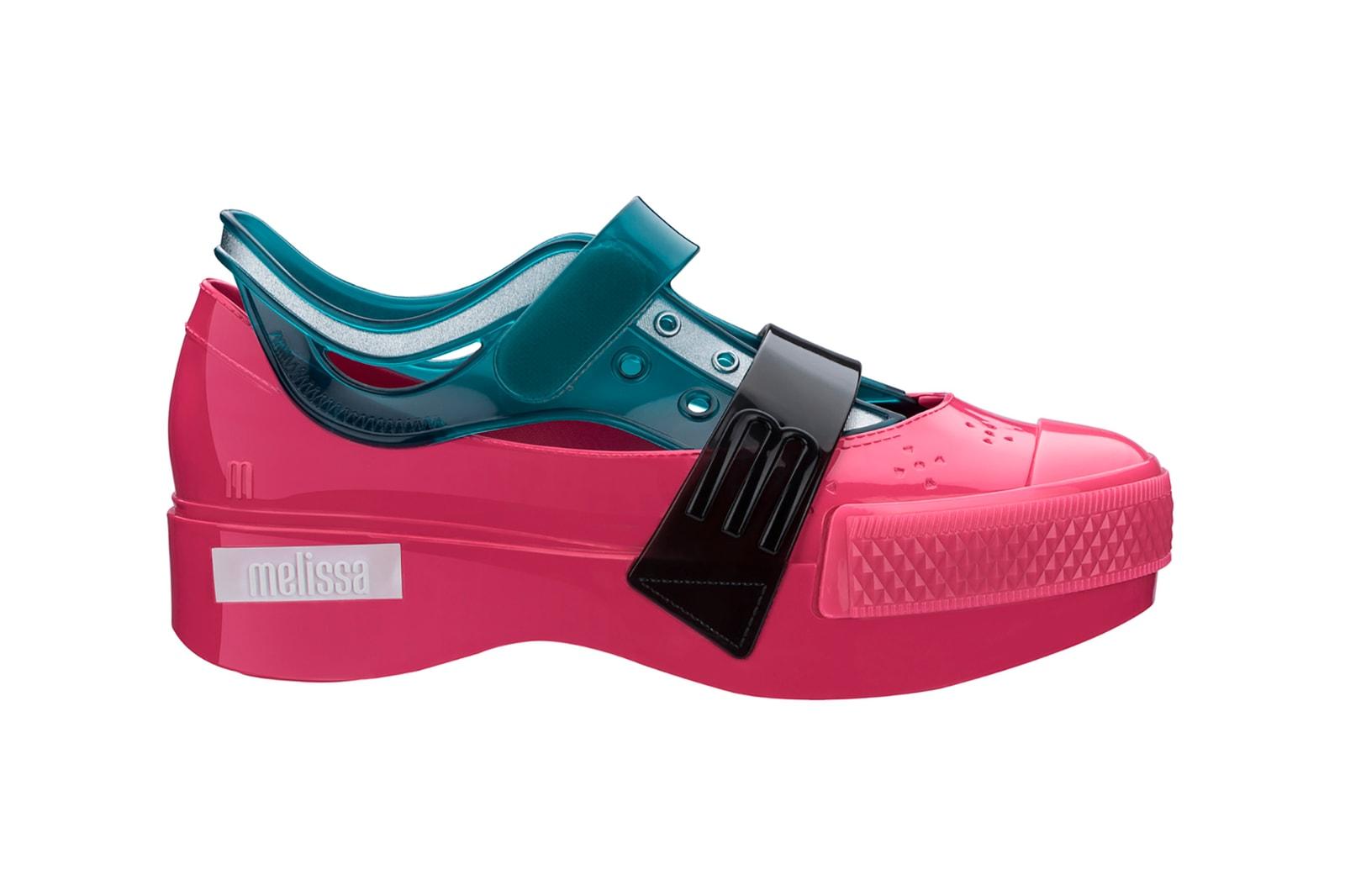 Helen Kirkum x Melissa Shoe Collection Campaign