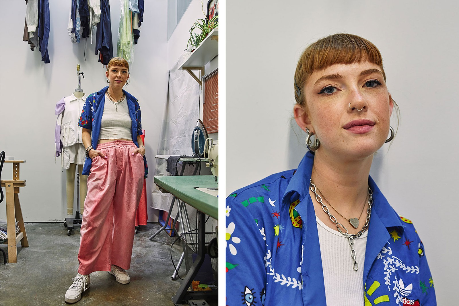 isabel hall streetwear designer interview spring summer 2020 collection