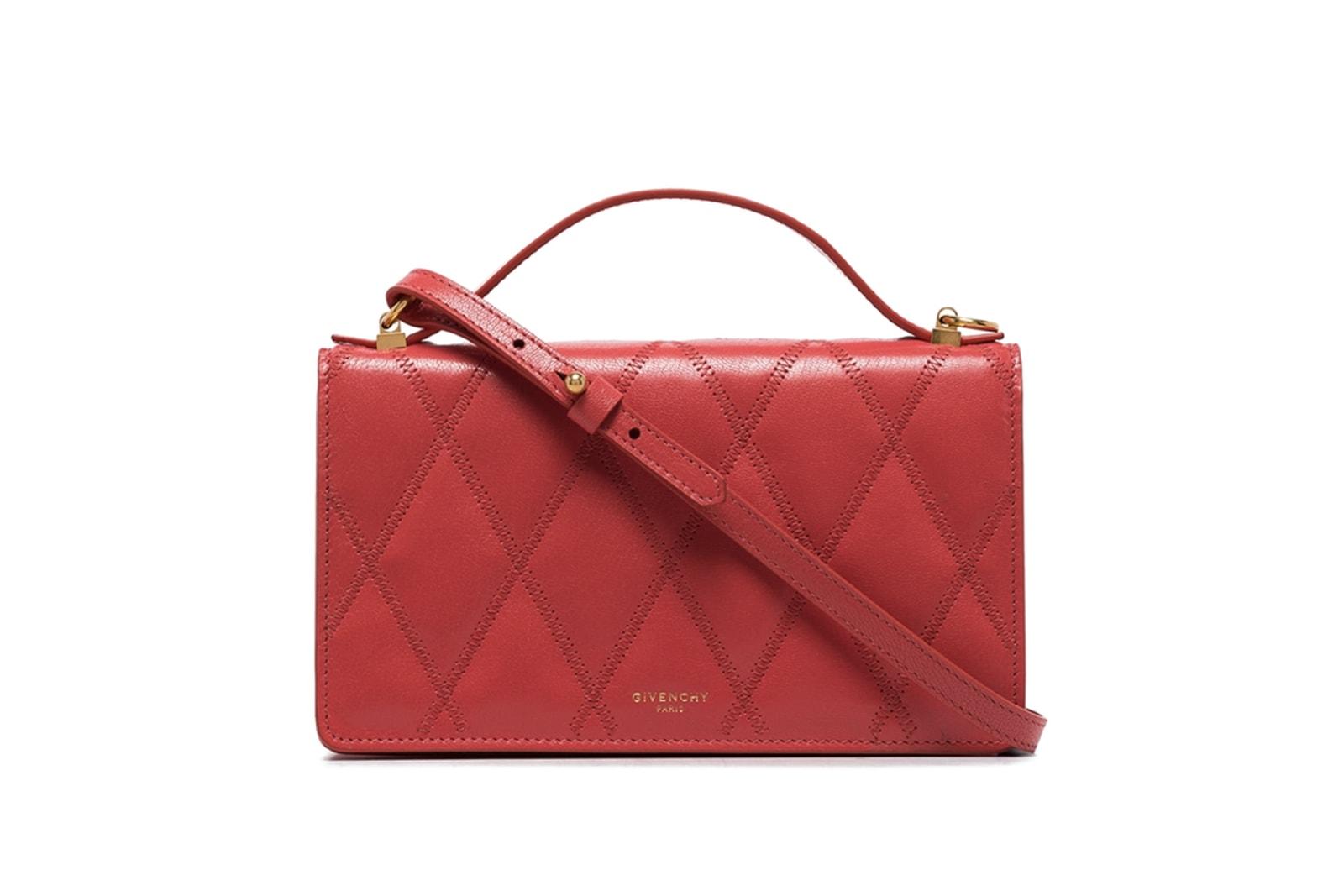 Quilted Bag Trend Bottega Veneta Burberry Balenciaga Accessories Designer Purse Fashion
