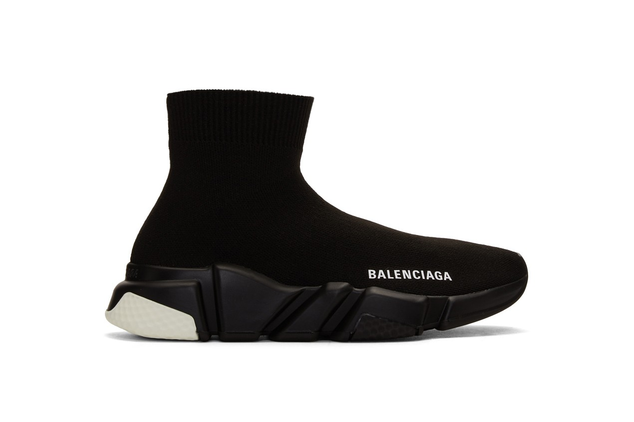 SSENSE Black Friday Sale Balenciaga Jacquemus Off-White Burberry Ashley Williams Bag Sneakers Accessories Discounted Designer Pieces