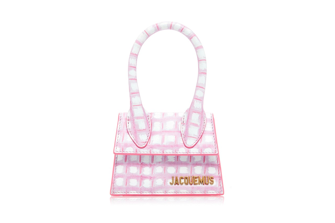 Jacquemus Pink Mini Bag Le Sac Chiquito Micro Tiny Logo Fashion Week Street Style