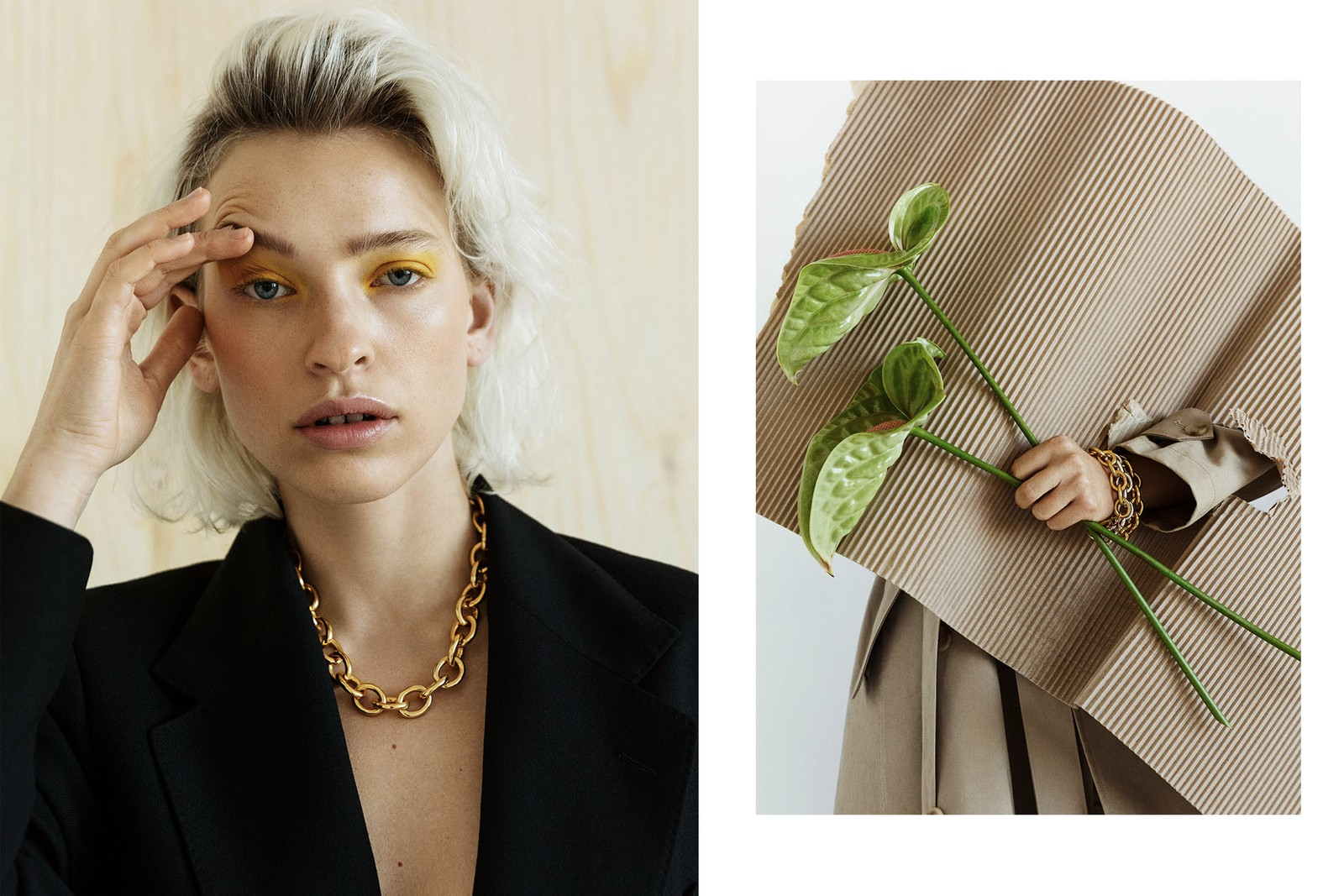 Blue Billie Swedish Jewelry Brand Chain Collection Daniela Upmark Founder Interview