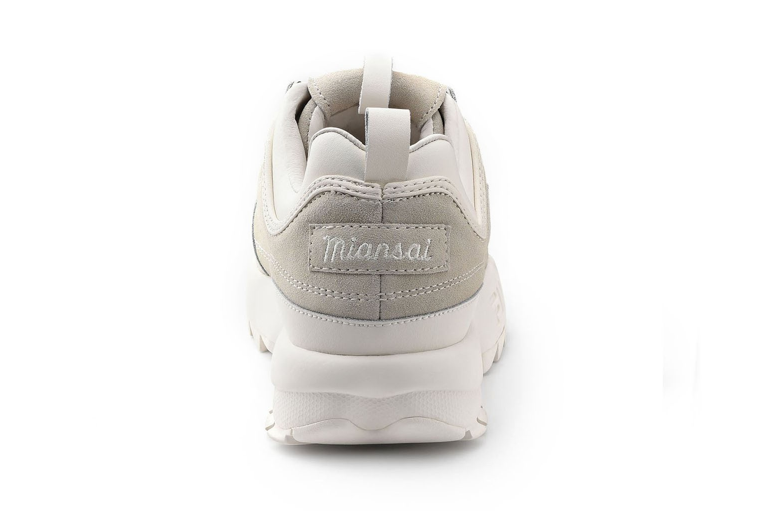 Miansai x FILA Sneaker Collaboration Targa Disruptor