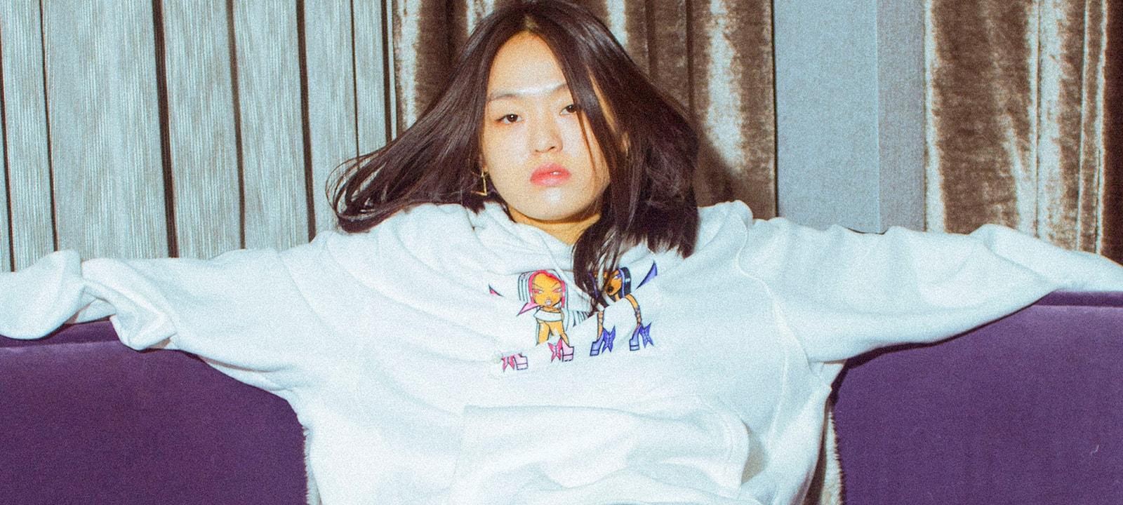 park hye jin south korean dj producer interview Specials Worldwide Art by dasan Left Hand LA